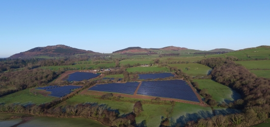 Solar Farms Project